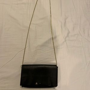Little black crossbody